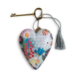 Friendship Loving Hearts Art Heart 1003480162 NEW
